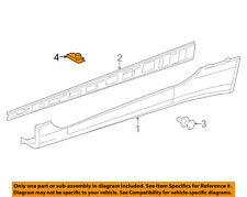 SMART OEM 08-16 Fortwo Exterior-Rocker Molding Clip 0009912098