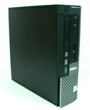 PC de bureau - Optiplex 780 - 4Go - Windows 7 - excel et word starter - 160Go DD