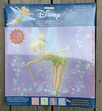 Disney Imperial Tinker Bell Self Stick Decorating Kit Wall Stickers