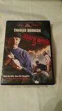 DEATH WISH 2 - DVD  ~  CHARLES BRONSON JILL IRELAND 1982 ACTION  MOVIE