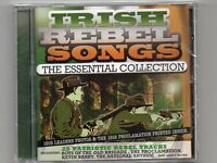 IRISH REBEL SONGS - THE ESSENTIAL COLLECTION - 25 Patriotic Songs - CD