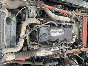 2003 Iveco Tector 3920cc 4 Cylinder Diesel Complete Engine & Gearbox