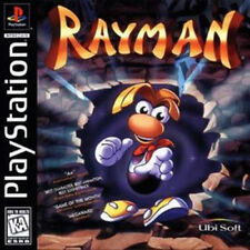 Rayman PS1 Great Condition Fast Shipping