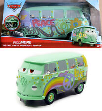 Fillmore VW Bus Disney Pixar CARS Modellauto Volkswagen 1:24 Jada Toys 98202