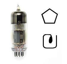 8x ECC99 = 6N6P ~ E182CC Russian Double Triode Tube Gold Grid NOS