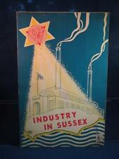 Vintage Great Britain Industry in Sussex Automobile Emblems etc. Guide