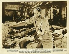 "GARY COOPER in ""The Story of Dr. Wassell"" Original Vintage Photograph 1944"