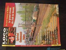**fe Loco Revue n°717 Parc à charbon / pont Nord Epure / système driving railway