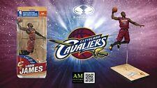 McFarlane NBA 31 - Cleveland Cavaliers - Lebron James - Figurine Neuf/Emballage
