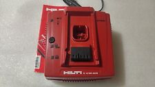 HILTI C 4/36-ACS 120v Li-ion Charger Auto Cooling System NEW