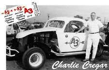 CD_48 #A3 Charlie Cregar  1:64 Scale Decals   ~OVERSTOCK~