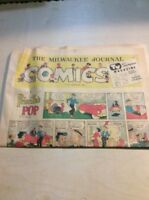 Sunday Comics Newspaper Section MILWAUKEE Journal - NOV 20 1960
