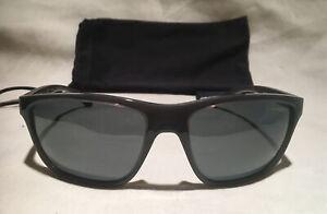 ARNETTE Booger Polarized 61 mm Men's Sunglasses Swinger Catfish Style Sport Wrap