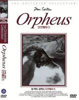 Orpheus (1950) Jean Cocteau / Jean Marais DVD NEW *FAST SHIPPING*