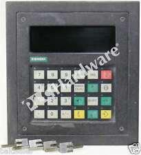 Siemens 6AV3520-1DK00 6AV3 520-1DK00 SIMATIC S5 OP20/220-5 Operator Panel, Read!