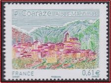 2014 FRANCE N°4881** Coaraze (Alpes-Maritimes) 2014 France MNH