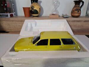 Rare 1/18 OTTO Ottomobile Renault 12 Break TS