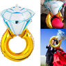 Hot Diamond Ring Foil Helium Balloon Wedding Engagement Hen Party Decoration