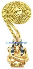 Anubis Egyptian Protector God Pendant Necklace