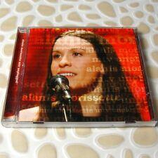 Alanis Morissette - MTV Unplugged JAPAN CD Mint #100-2*