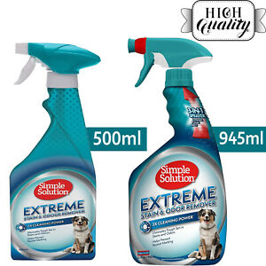 Simple Solution Extreme Pet Stain and Odour Remover - 945ml - Best Quality