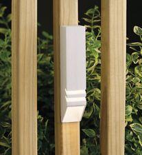 Kichler 15066 WHT Louvered Downlight Deck Light White
