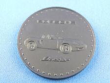 """Porsche Medaille Bronze 1997  """"Porsche Boxster""""  (B92)"""