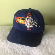 Vintage Joe Camel Snapback Hat Embroidered Cap K-Products Gt Grand Prix Racing