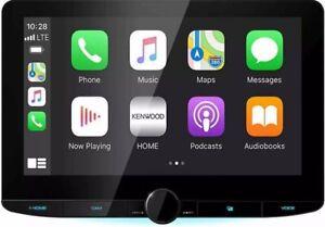 "Kenwood DMX1037S 10.1"" Double-DIN Digital Multimedia Receiver Bluetooth WiFi"