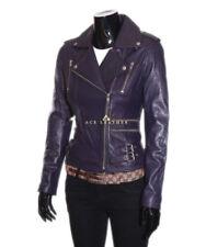 Abrigos y chaquetas de mujer de piel talla 40