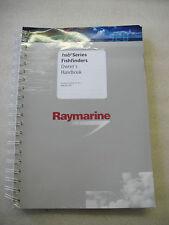 Raymarine Hsb2 Series Fishfinder Handbook Manual L755RC 760 plus 1250RC FREE P&P