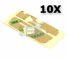 Lot of 10X Iphone 4/4G Digitizer Screen Glass 3M adhesive/glue tape double sided