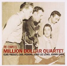 Elvis Presley - The Complete Million Dollar Qu (NEW CD)