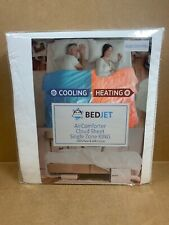 BedJet AirComforter Cooling & Heating Cloud Sheet - Single Zone KING - See Desc.