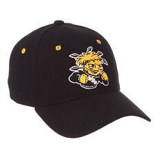 Wichita State Shockers Hat Cap Moisture Wicking Flex Fits SZ 7 1/2 Thru 7 3/4