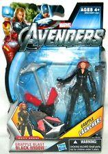 "The Avengers BLACK WIDOW #14 NATASHA ROMANOVA 3.75"" Action Figure 2012"