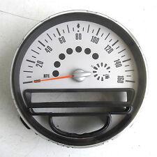 Original Usado Mini racimo del instrumento Speedo Panel Para R56 R55 R57 LCI - 9232432
