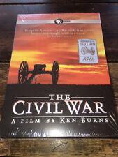 The Civil War Ken Burns Commemorative Edition 150TH Anniversary 841887014052 New