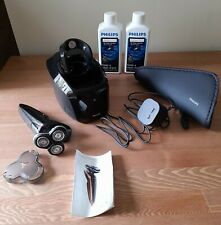 Philips Senso Touch 3D series 9000 RQ1250 wet and dry shaver Jet Clean system