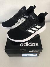 Adidas - Lite Racer Men's Trainers - Black / White UK 9 Shoes Genuine Brand New