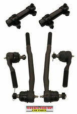 Tie Rod Ends + Sleeves For Ford Falcon XY XA XB XC Inner+Outer WASP Greasable