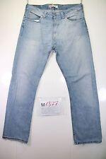 Levi's 506 Standard (Cod. M1377) tg50 W36 L34 jeans usato vintage ORIGINALE