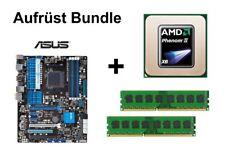 Aufrüst Bundle - ASUS M5A99X EVO + Phenom II X6 1090T + 8GB RAM #56134
