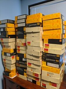 Kodak Carousel Transvue 140 Slide Trays.  Large Lot