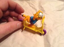 2 old Garfield McDonalds Toys