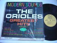 Orioles Greatest Hits Original 1962 Mono LP SHRINK