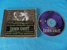Melvins Machine Head Gravediggaz Soundtrack CD LISTEN
