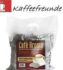 ******** NEU **********Café Aroma Megabeutel Dark 100 Kaffeepads **** NEU ***