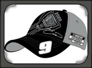 2020 CHASE ELLIOTT #9 NASCAR CUP SERIES CHAMPION TROPHY HAT w/TAGS
