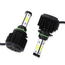 2PCS 9006 HB4 LED Headlight Bulbs 4-Side Chips Conversion Kit Light 72W 16000LM